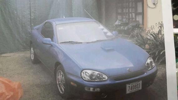 Mazda Mx-3 Deportivo 2ptas