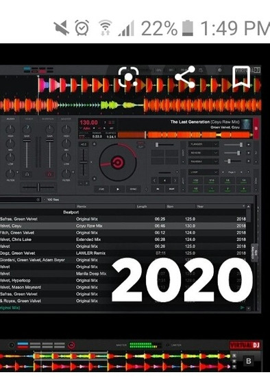 Promoção Virtual Dj 8 2020 Pro Infinity V8.4.5308
