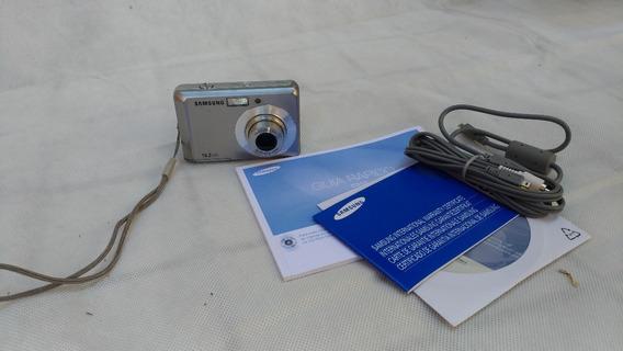 Câmera Digital Samsung Es15 10.2mp