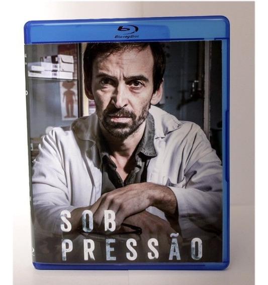 Blu-ray Série Nacional Sob Pressão - 1ª Temporada