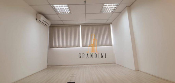 Sala Para Alugar, 39 M² Por R$ 1.383,87/mês - Centro - São Bernardo Do Campo/sp - Sa0106
