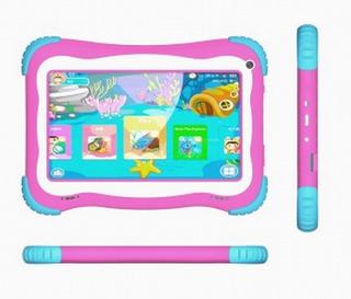 Tablet Stylos Taris Kids Rosa Quadcore 8gb 1gbram Sttta8 /vc