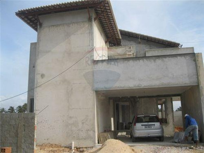 Casa Final De Construção Na Beira Da Praia - Bonanza - - Ca0076