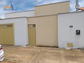 Casa À Venda Com 3 Dormitórios Por R$220.000 - Vale Azul - Inhumas/go - Ca1706