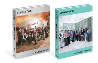 Bts Kpop Album Wanna One Power Of Destiny Original - Poster