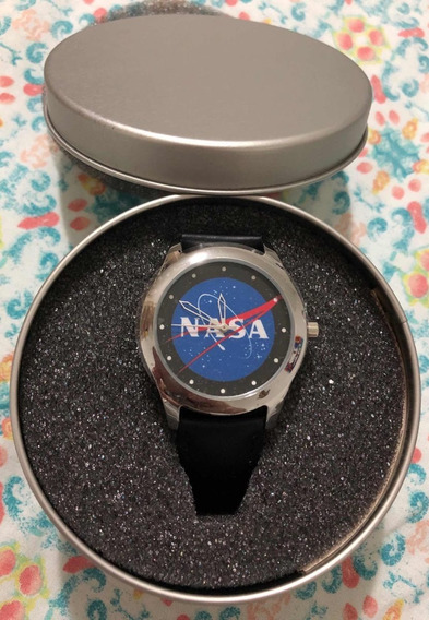 Relógio Unissex Universo - Novo - Original - No Estojo
