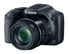 Câmera Digital Canon Powershot Com 16 Mp, Zoom Óptico 42x.