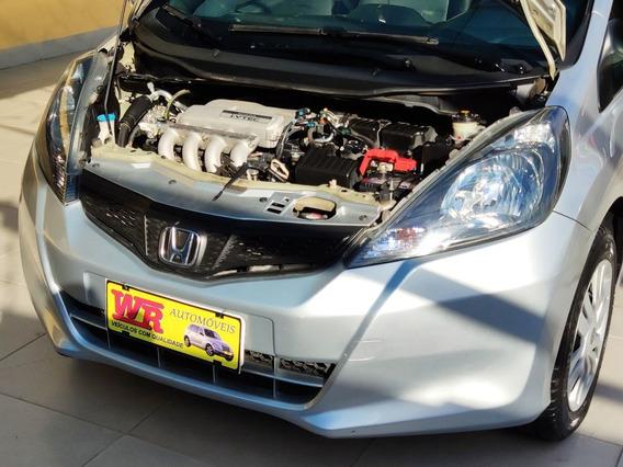 Honda Fit Cx 1.4 Automático,única Dona