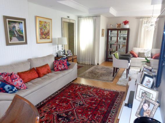 Apartamento Padrão Em Curitiba - Pr - Ap0445_impr