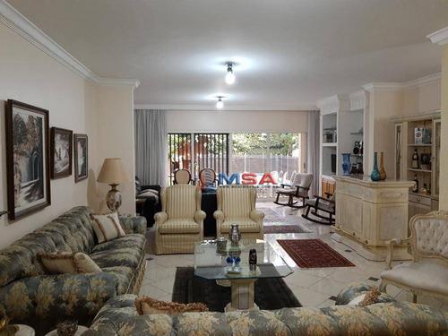 Imagem 1 de 25 de Casa Á Venda Com 4 Dormitórios / 4 Suites / 5 Vagas Alto Da Lapa - Sp. Vale A Pena Conhecer!! - Ca1155