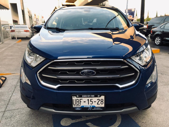 Ford Ecosport Titanium 2.0l 2018