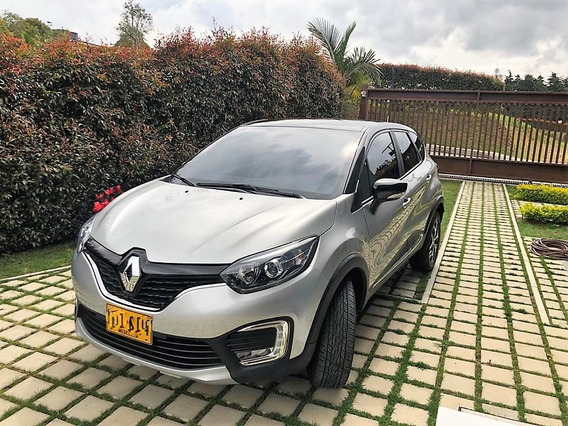 Renault Captur Intens Automatica Modelo 2019
