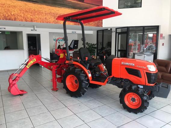 Tractor Agrícola Kubota B2320