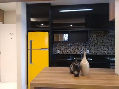 Apartamento Em Trindade, Florianópolis/sc De 72m² 2 Quartos À Venda Por R$ 594.000,00 - Ap181882