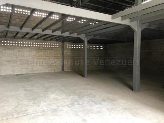 Galpon En Alquiler Acarigua-portuguesa 20-7940 Mmm