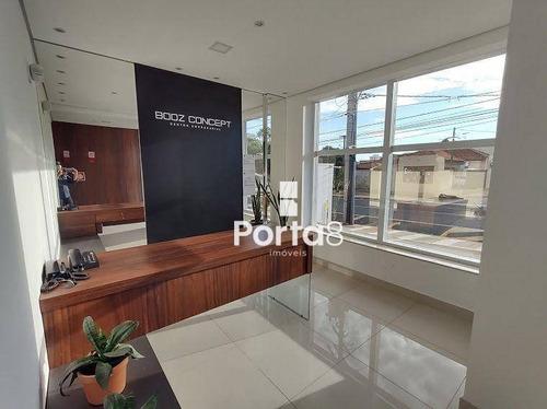 Imagem 1 de 12 de Sala Para Alugar Por R$ 2.800,00/mês - Vila Santa Cruz - São José Do Rio Preto/sp - Sa0124