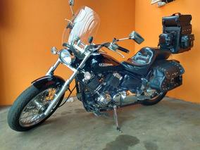 Yamaha Drag Star 650 Impecável Com 29000 Km Alforge +