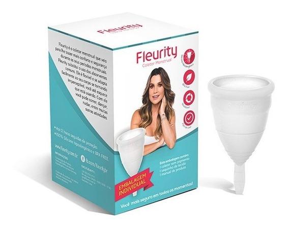 Coletor Menstrual Fleurity Tipo 2 Esterilizador E Uriny