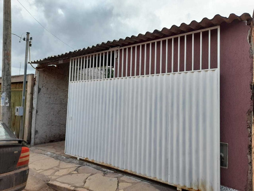 Vd Cs 2qts - Lote 250 M² - Próx Hotel San Remi- Sol Nascente