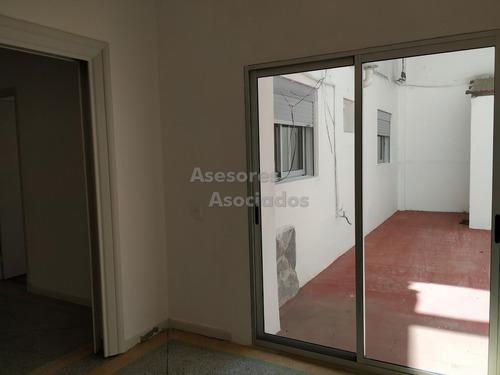 Apartamento De Dos Dormitorios Con Patio