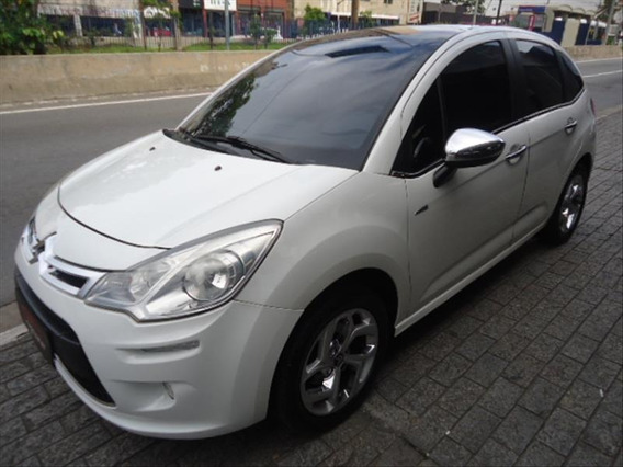 Citroën C3 1.6 Exclusive 16v Flex 4p Automatico