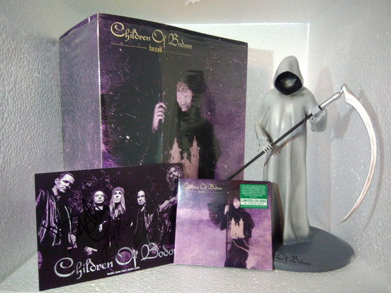 Boxset Children Of Bodom - Hexed