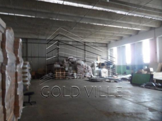 Ga1166 Alugar Galpão Em Condomínio Fechado Em São Roque - Ga1166 - 33872672