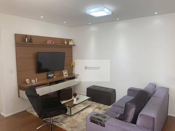 Apartamento Para Venda Com 55 M², 2 Dormitórios E 1 Vaga Na Vila Prudente - Ap0192