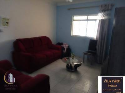 Sobrado Com 4 Dormitórios À Venda, 130 M² Por R$ 450.000,00 - Jardim Roberto - Osasco/sp - So0639