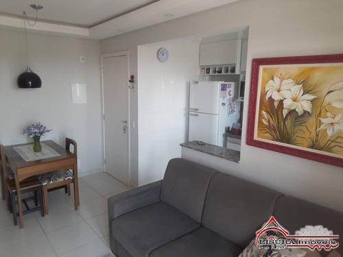 Apartamento No Varandas Do Vila Branca Jacareí Sp Venda - 7666