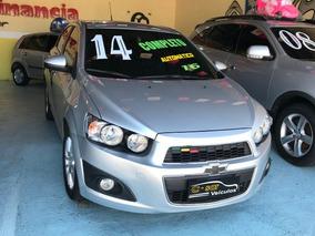Chevrolet Sonic 1.6 Ltz 2014 Automático