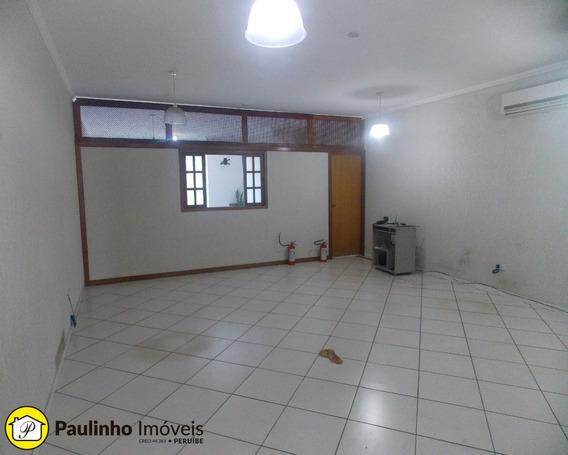Sala Para Uso Comercial Ou Residencial Em Boa Localização, Nova Peruíbe - Sl00083 - 32461343