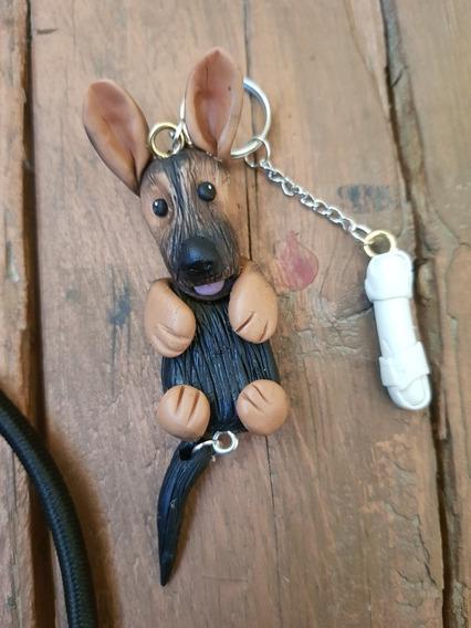 Llavero Perrito Personalizado