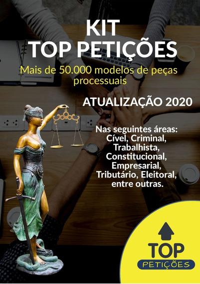 Kit Top Petições (+ De 50.000 Petições E Milhares De Bônus)