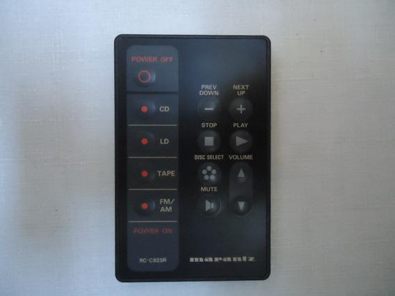 Controle Remoto Marantz Rc-c92sr