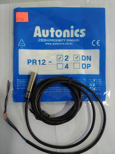 Sensor Inductivo Pr12-2dn Autonics