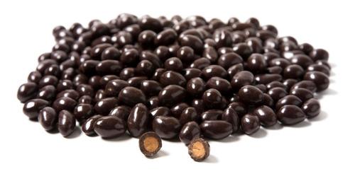 Imagen 1 de 6 de Mani Con Chocolate Semiamargo Chocolart X 500 Gm