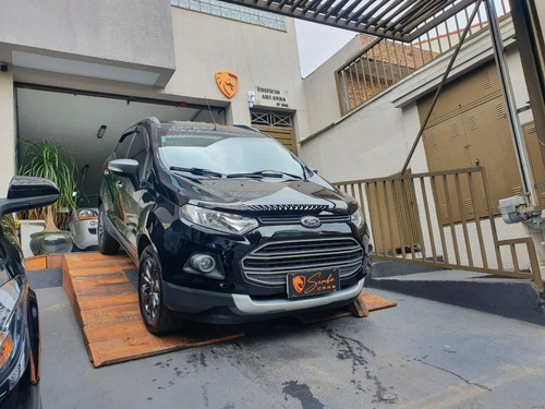 Ford Ecosport Freestyle 2015 1.6 Manual