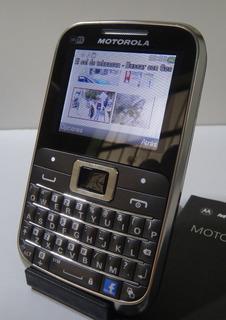 Celular Motorola Ex116 ( Telcel ) Nuev0 + Regalitos