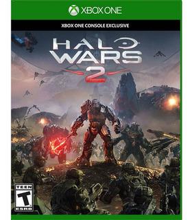 Juego Xbox One Microsoft Halo Wars 2