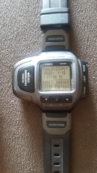 Casio Pathfinder Gps Pat 2gp