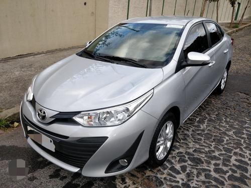 Imagem 1 de 9 de Toyota Yaris 1.5 Sd Xl Mt
