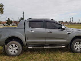 Ford Ranger Dc 4x4 A/t 3.2 Limited 2016