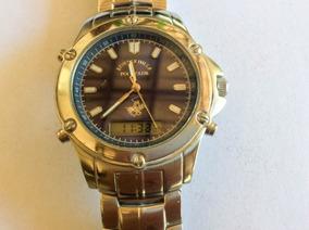 Relógio De Luxo Pollo Club, Beverly Hills, Safira 44 Mm.