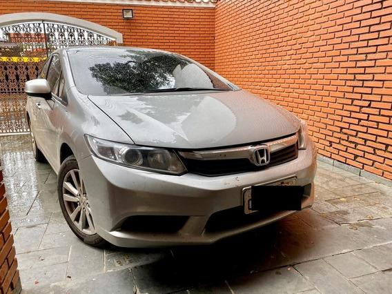 Civic 1.8 Lxs 16v Flex 4p Automático