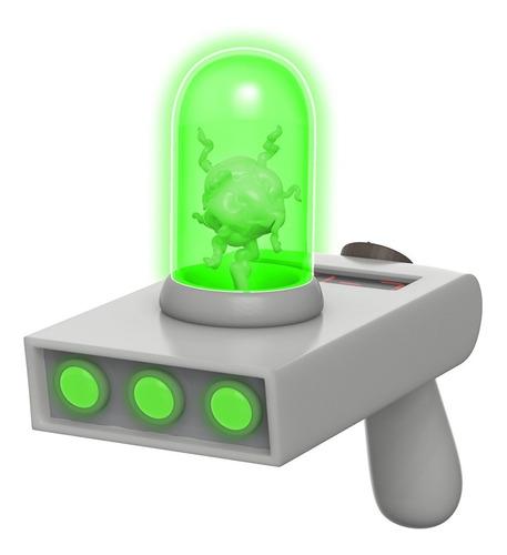 Imagem 1 de 5 de Funko Toy Rick And Morty Portal Gun