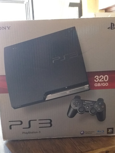 Playstation 3 +2 Joys+21 Juegos+camara+base