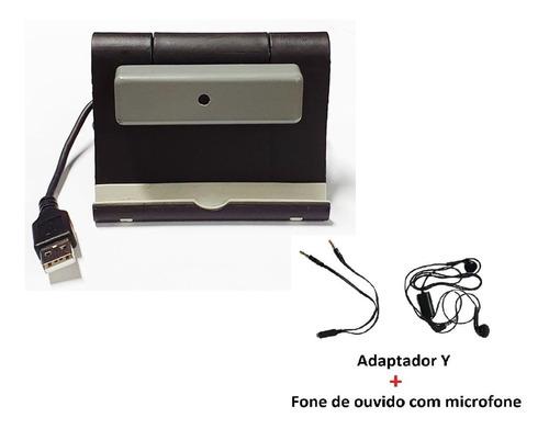 Câmera De Videoconferência 100% Ajustavel Webcam