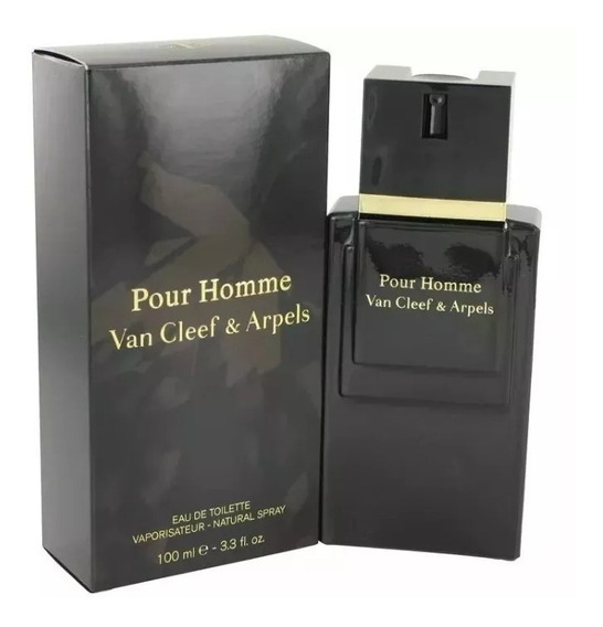 Perfume Van Cleef & Arpels Pour Homme Edt 100ml - Original
