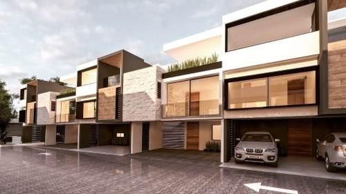Casas En Exclusivo Condominio En El Cielo Playa Del Carmen P2708